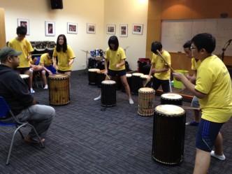 Lila Drums Enrichment Lessons