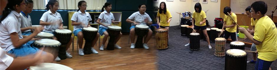 Lila Drums School Programs
